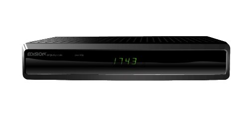 HD-Kabel-Receiver Edision Argus Piccollo plus HD IP HDTV DVB-C