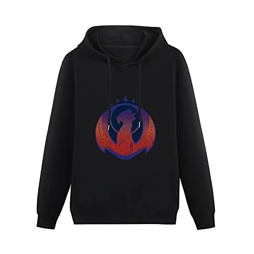 Izzet League Crest Tapestry Classic Printing Hoodie Men's Teen Pullover Comfy No Pocket