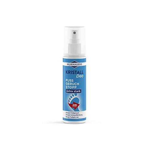 Murnauers, spray anti-odore per piedi, 100 ml