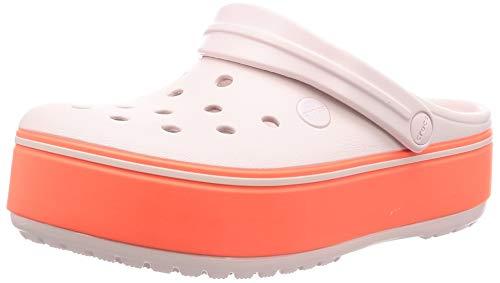Crocs Kids' Girls Crocband Platform Clog