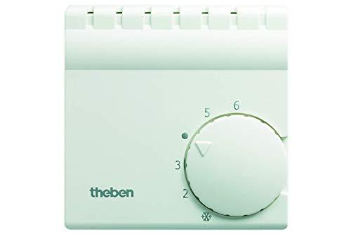 Theben 7010001 RAM 701 (RAMSES) - Raumthermostat für alle Heizungsarten, Raumtemperaturregler, Raumregler, Thermostat