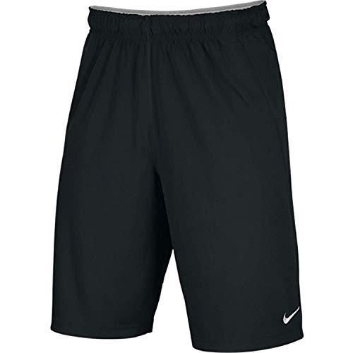 Nike Men's Team Fly Shorts Size Large Black