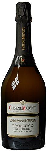 Prosecco Extra Dry DOCG, Carpene' Malvolti (consegnato freddo) - 750 ml