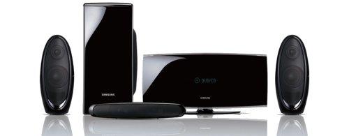 Samsung HT-X 620 T 2.1 Heimkinosystem (300 Watt, Upscaler 1080p, USB 2.0) schwarz