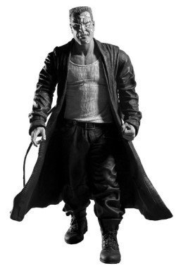 NECA Reel Toys 18 Talking Poseable Action Figure Sin City's Marv by Sin City