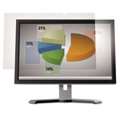 "4COU Anti-Glare Flatscreen Frameless Monitor Filters for 23"" Widescreen LCD Monitor"