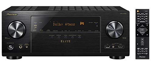 Why Should You Buy Pioneer VSX-LX303 9.2 Channel 4k UltraHD Network A/V Receiver Black (Renewed)