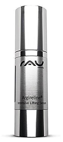 RAU Cosmetics Argireline Intensive Lifting Serum (1 x 30 ml) - Soforteffekt Anti-Aging Konzentrat mit Argireline® und Hyaluronsäure