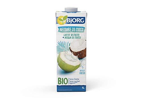BJORG Nettare Di Cocco Bevanda Vegetale Biologica 1L