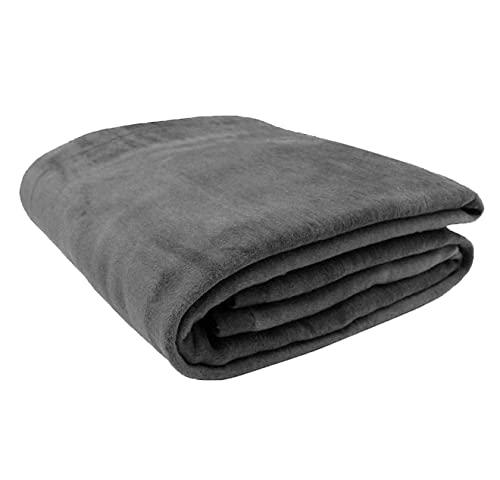 ZOLLNER -   Wolldecke grau 150