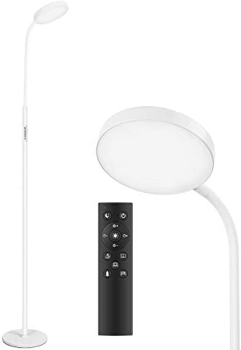 Floor Lamp Joofo Led Floor Lamp Remote and Touch Control 1 Hour Timer Reading Standing Lamp product image