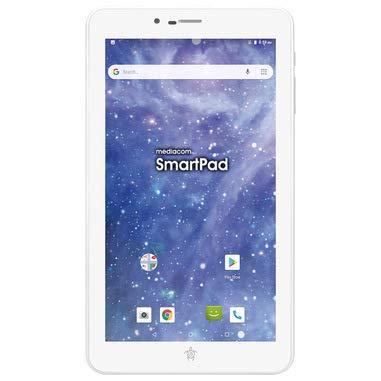 MEDIACOM Wi-Fi, Bluetooth e Sistema 3G: con SmartPad Iyo 7 Hai Il Massimo della connettività, per Fare Tutto Quello Che Vuoi, in Qualsiasi Momento e Ovunque Ti trovi