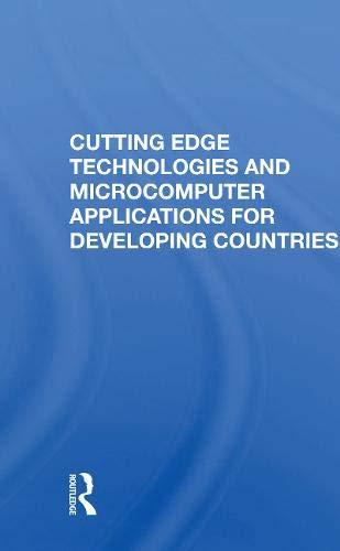[画像:Cutting Edge Technologies And Microcomputer Applications For Developing Countries]