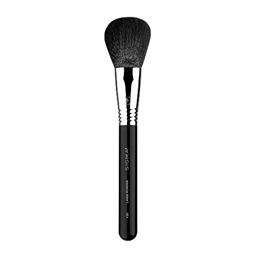 Sigma Beauty Professional F30 Large Coverage Powder Face Makeup Brush for Loose Powder and Mineral Foundation
