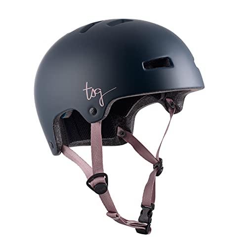 TSG Ivy Solid Color Helm lila 2021 Fahrradhelm