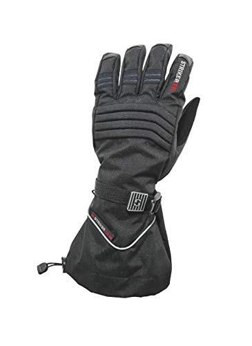 StrikerICE Men's Defender Warmest Ice Fishing Gloves