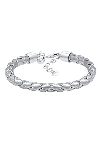 Elli PREMIUM Tira de Pulseras Mujer plata - 0207610317_16