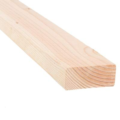 2 in. x 4 in. Construction Douglas Fir Board Stud Wood Lumber - Custom Length 5ft