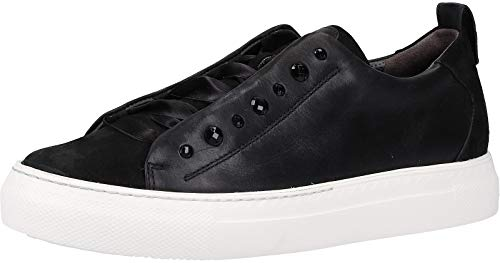 Paul Green 4645 Damen Sneakers Schwarz, EU 39