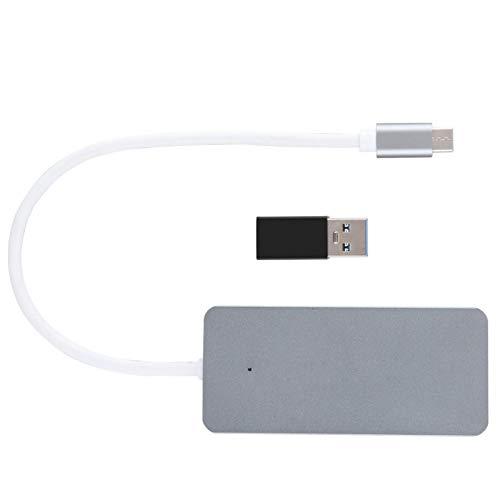 Tarjeta de Captura de Video HDMI a Tipo C Full HD 1080P 60fps Grabación de Video para Transmisión/Transmisión en Vivo, Juegos, Enseñanza, Videoconferencia