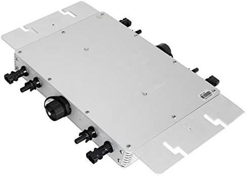 wholesale Mophorn 1200W MPPT Waterproof discount Solar Grid Tie Inverter DC to sale AC 110V Micro Inverter (1200W 110V) sale
