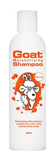 Goat Moisturising Shampoo with Oatmeal, 10.1 oz