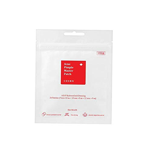 Anself Acne Pimple Master Patch 24 Parches Invisible Anti Pimple Removedor del Acné Mancha