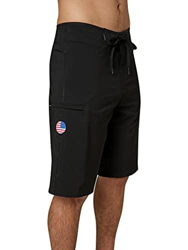 O'NEILL GI Jack 3 Hyperfreak Boardshorts 37 Black (SP9106044Q)
