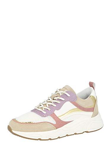 PS Poelman Damen Sneaker Low lila 37
