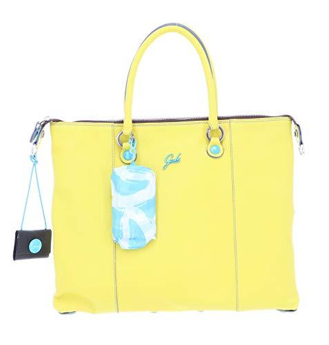 GABS Convertible Flat Shopping Bag G3 Plus Lemon