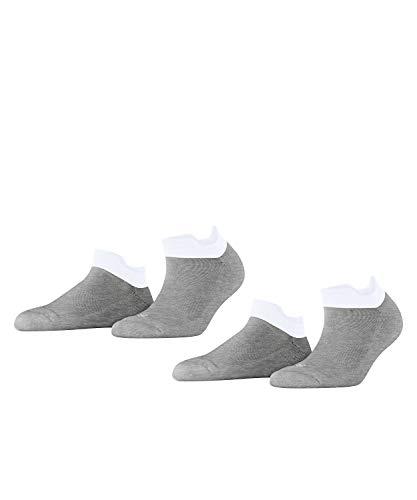 ESPRIT Herren Cushioned Sporty 2-Pack M SN Socken, Grau (Light Grey 3400), 39-42 (UK 5.5-8 Ι US 6.5-9) (2er Pack)