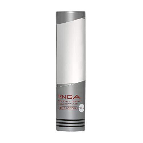 TENGA Hole Lotion Gleitmittel auf Wasserbasis für Sexspielzeuge - Solid (Dickflüssig), 170 ml