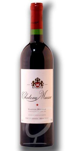 Chateau Musar Rouge Cabernet Sauvignon 2003 trocken (1 x 0.75l)