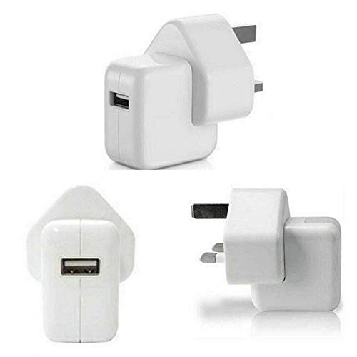 YDGHD 1PC CE CHARGER PLUG For iPad 4 Mini Air 1 2 3 iPhone X XS XR 6 7 8 Plus Universal (10W)