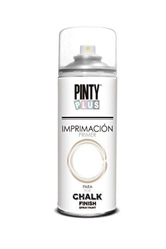 SPRAY IMPRIMACION Y TAPA POROS BLANCA PARA CHALK PAINT PINTYPLUS 520cc CK820