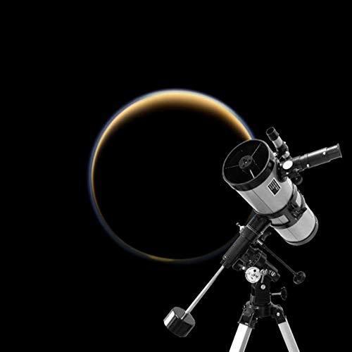 """Seben 1000-114 Star-Sheriff EQ3 Telescopio riflettore con """"Big Pack"""" incluso"""