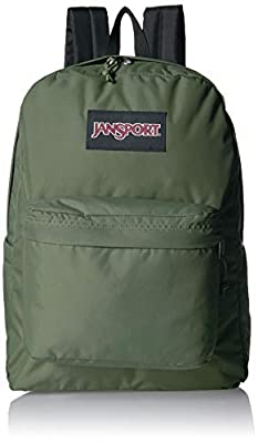 JanSport Ashbury 15 Inch Laptop Backpack - Comfortable School Pack, New Olive