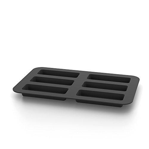 WMF Küchenminis Müsliriegelform, Silkonform, Müsliriegel Backform für selbstgemachte Energieriegel, Zubehör für Küchenminis Dörrautomat