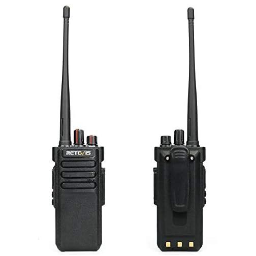 Retevis RT29 2 Way Radios Long Range,High Power Heavy Duty Two Way Radios,Rugged Walkie Talkies with Waterproof Speak… 4