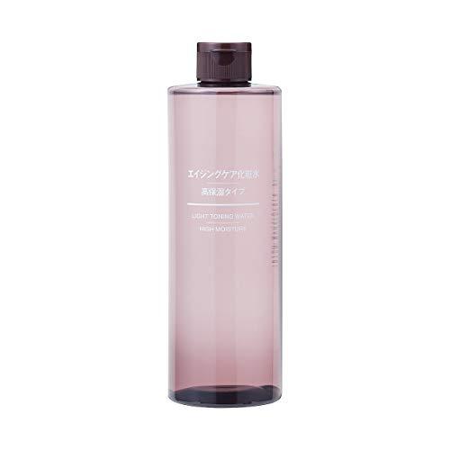無印良品 エイジングケア化粧水 高保湿タイプ(大容量) 400mL 82926736