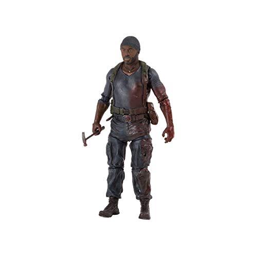 Mc Farlane - Figurine Walking Dead - Serie 8 Tyreese 13cm - 0787926146271