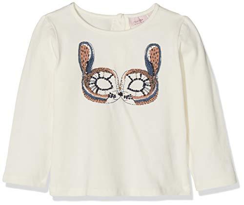 Noa Noa Miniature Baby Stitch Camisa Manga Larga, Marfil (Turtledove 752), 62 (Talla del Fabricante: 3M) para Bebés
