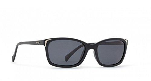Polarisierte Sonnenbrille INVU B 2404und schwarz Gläser 100% UV Block Sunglasses Polarized Sonnenbrille LUNETTES DE SOLEIL