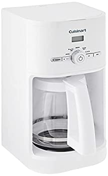 Cuisinart DCC-1120 12-Cup Classic Programmable Coffeemaker white