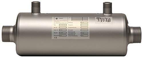 well2wellness Dapra Intercambiador de Calor 154kW en Todo Ti