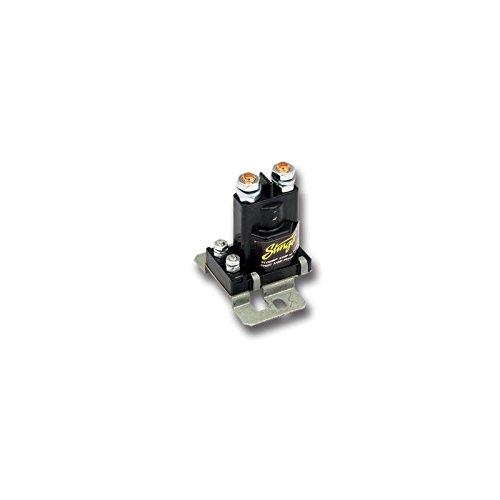 Stinger SGP38 scheidingsrelais/accu/relais (80 A) voor auto's, campers, boot, auto, auto