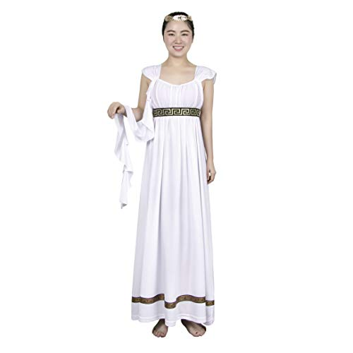Women's Toga Costume Set