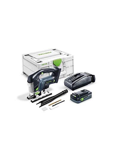 Festool Caladora de péndulo a batería PSBC 420 HPC 4,0 EBI-Plus CARVEX