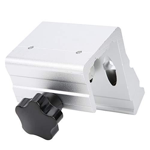 Localizador de perforación de doweling, manga de la guía del taladro de los materiales de la aleación de aluminio de la vida útil de 73x67m