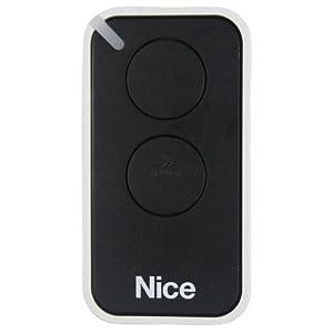 Nice-transmisor-ERA-inti-2-canales-Black